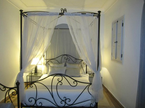 Riad Al Badia: Bedroom