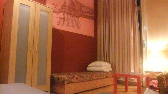 Origo Hostel & Guesthouse : Velvet Room
