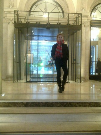 The Westin Paris - Vendome: Grand Entrance