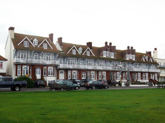 The Marine Hotel : Hotel