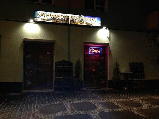 welcome to kathmandu restaurant