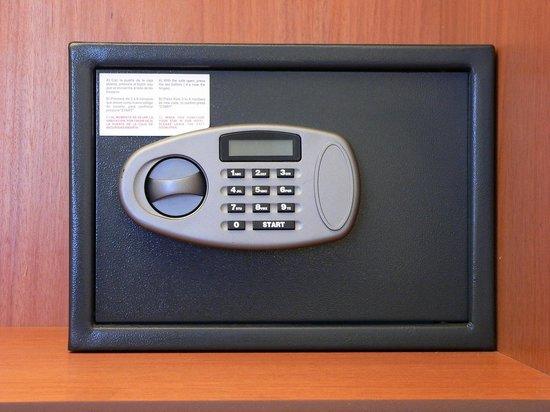 Hotel Premier: caja de seguridad