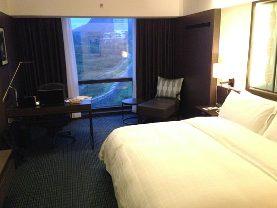 Millennium Seoul Hilton: My Room