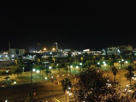 Hotel Duquesa de Cardona : from the roof