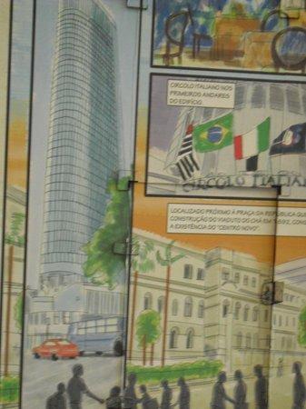 Italian Building: Acervo da construção