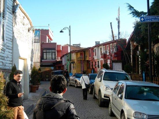 Anas Crecca Travel - Day Tours: near blue mosque