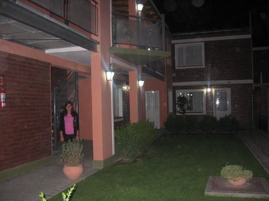 Althea Complejo de Alquiler Turistico: vista de departamentos (2009)