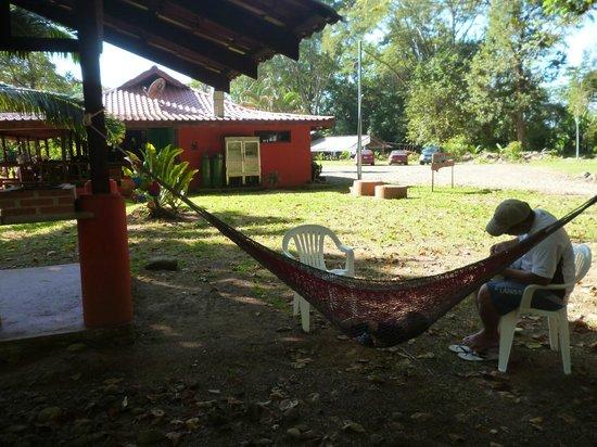 Hotel Canto de Ballenas: Desde un rancho bbq