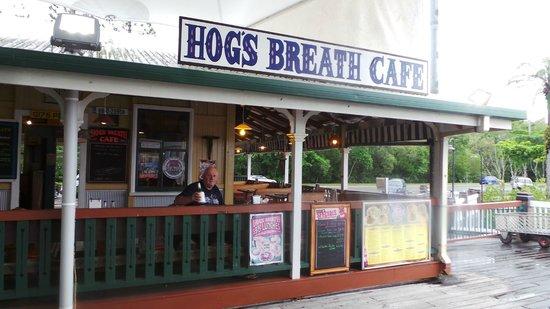 Hog's Breath Cafe: Hogs Breath Port Douglas