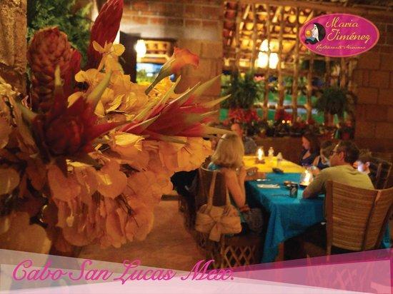 Maria Jimenez Restaurante Mexicano: We invite you!