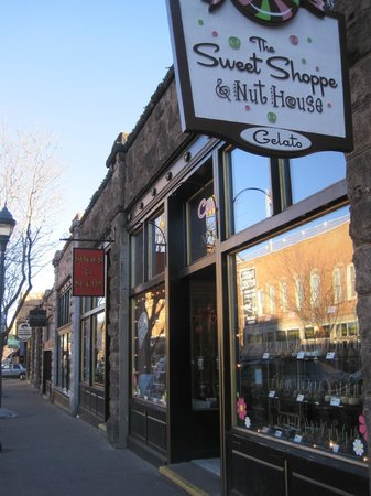 The Sweet Shoppe & Nut House
