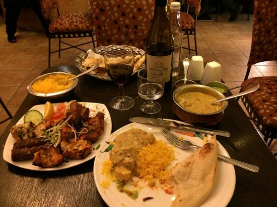 Flavors of India: Mighty fine dinner