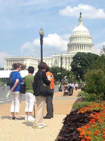 US Capitol  Picture Of Washington DC Tour Guide  Private Tours Washington