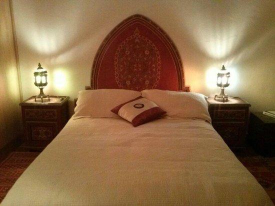 Riad Al Zahia: la habitación que bonita
