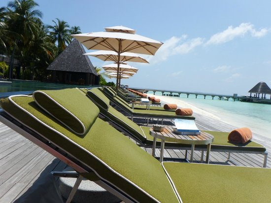 Anantara Kihavah Maldives Villas: Hotel