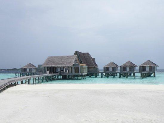 Anantara Kihavah Maldives Villas: El Spa