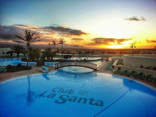 Club La Santa Rooms
