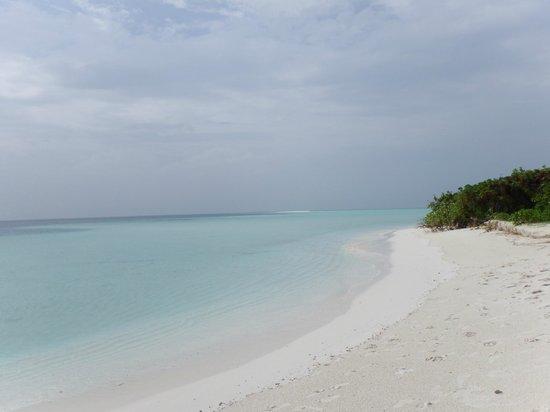 Anantara Kihavah Maldives Villas: Isla privada