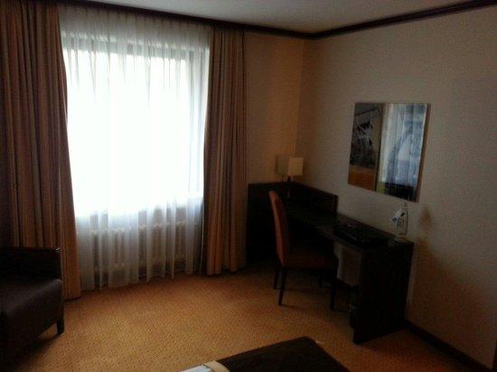 Steigenberger Hotel Dortmund: Das Zimmer