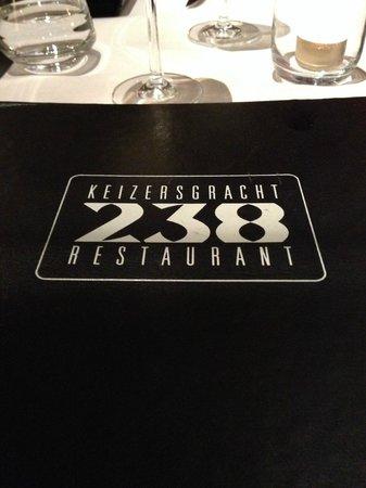 Keizersgracht 238: la carte