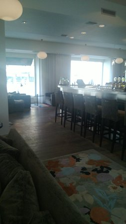 Avenue Hotel Copenhagen: Lounge Area at Lobby