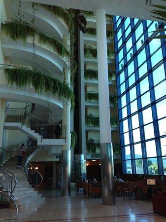 Hotel & Spa Peniscola Plaza Suites: Zona de recepción