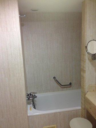 Hotel & Spa Peniscola Plaza Suites: Bañera