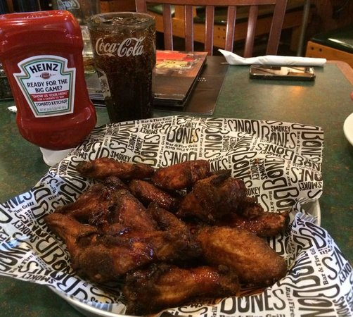 Smokey Bones Bbq Amp Grill Columbus Menu Prices