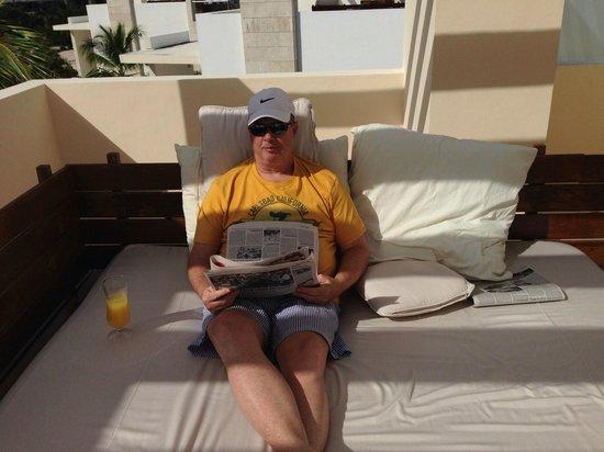 Beloved Playa Mujeres : One last hour in paradise - Hermosa 4 roof top