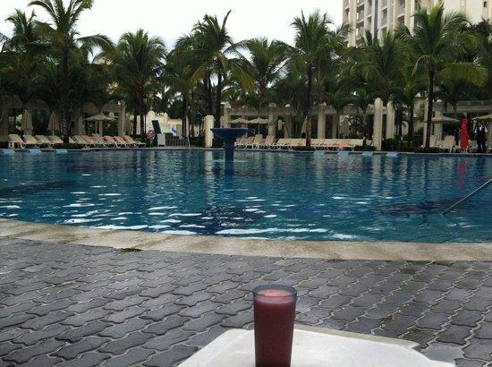 Hotel Riu Vallarta : Adults pool