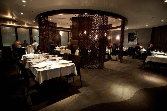 "circular"" dining room - picture of 295 york, winnipeg - tripadvisor"