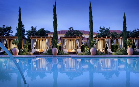 Rancho Bernardo Inn: Pool Cabanas