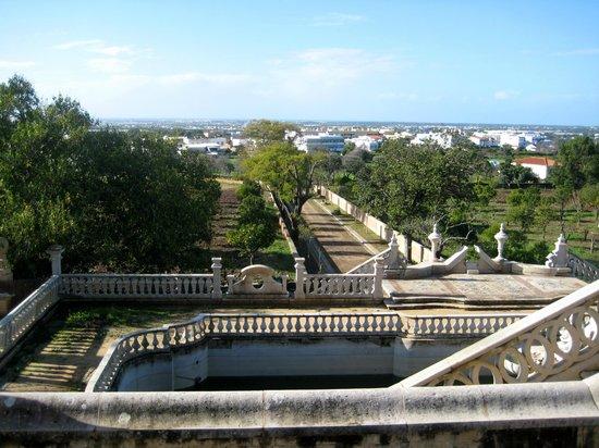 Pousada Palacio de Estoi : view from the hotel terrace