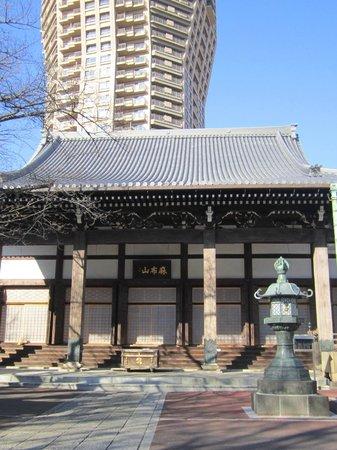 Zenpukuji Temple
