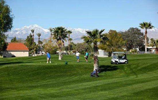 Sands Rv & Golf Resort: Beautiful Vistas from Golf Course