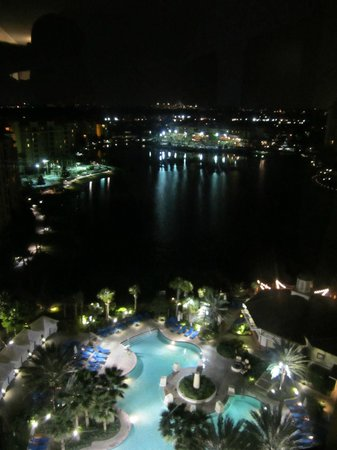 Wyndham Grand Orlando Resort Bonnet Creek: Oh yea, now that's good living