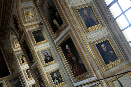 Museum of French History: Artworks at Versailles