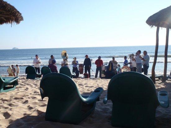 Hotel Playa Mazatlan: banda