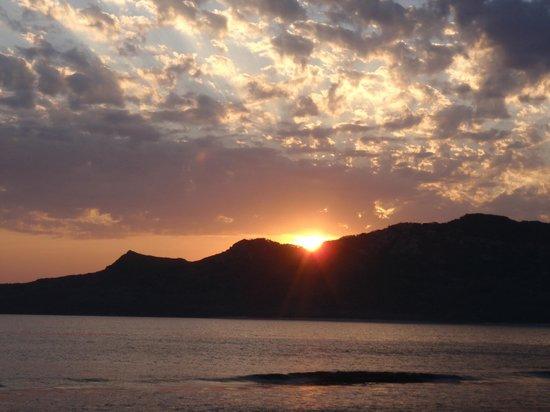 Hotel Playa Mazatlan: sunset