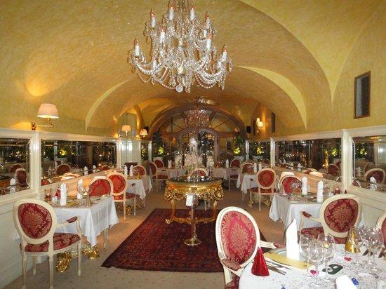Alchymist Grand Hotel & Spa: Ресторан