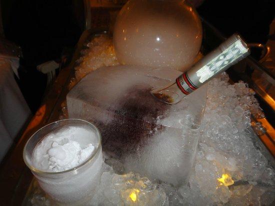 Alchymist Grand Hotel & Spa: Для любителей горячительных напитков