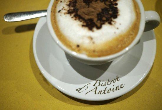 Le Bistrot d'Antoine: Coffee