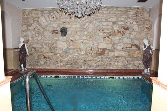 Alchymist Grand Hotel & Spa : СПА бассейн