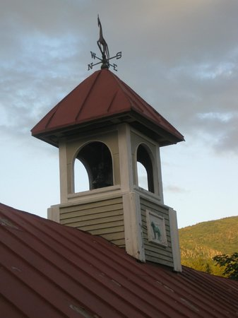 Windekind Farm: Cupola on Barn