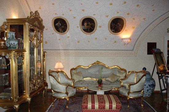 Alchymist Grand Hotel & Spa: Тихий уголок