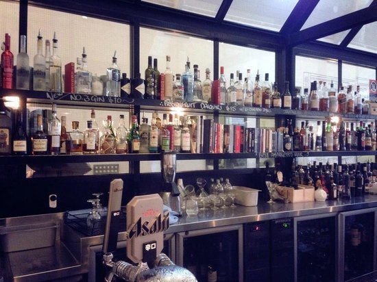 The Old Library: The funky bar
