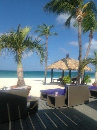 Bucuti & Tara Beach Resort Aruba: spiaggia