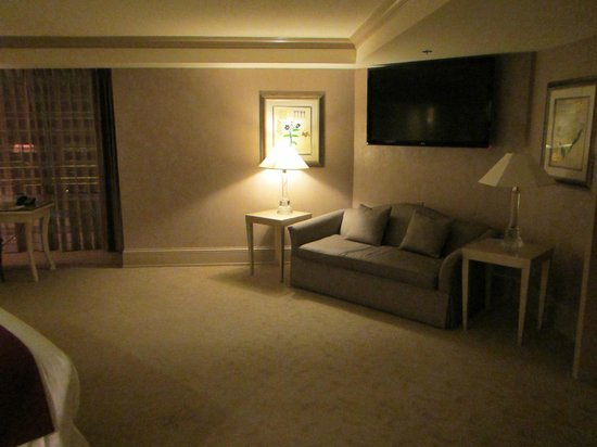 Treasure Island - TI Hotel & Casino : Master room