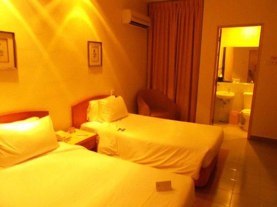 Concorde Inn Kuala Lumpur International Airport: Twin Room