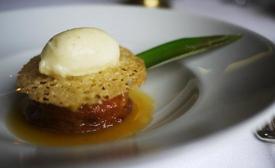 La petite maison de Cucuron : Dessert